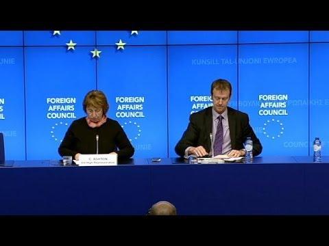 "EU calls on Russia to ""de-escalate acts of aggression"" in Ukraine"