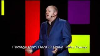 Dara O Briain | This Is The Show Live | Trailer