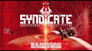 Syndicate 2012 CD 2 (Mixed by Chain Reaction)