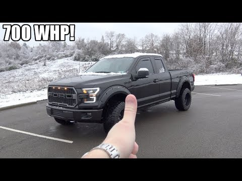 BIG Channel Update! Supercharged F150 Faster Than My AMG!?
