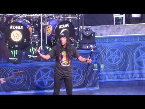 """Indians"" Anthrax@Wellmont Theatre Montclair, NJ 3/29/17"