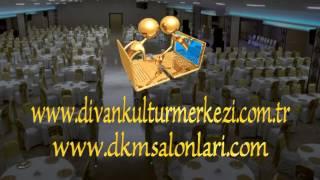 Dkm Düğün Salonları - Divan Kültür Merkezi