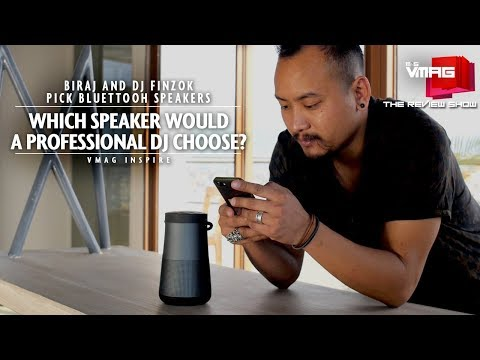 Which bluetooth speaker would a professional DJ choose?|JBL GIVEAWAY