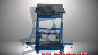 K&l Dreadnought Outboard Engine Stand
