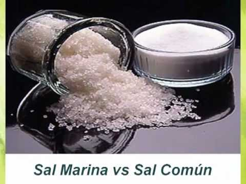 Sal marina vs sal comun youtube - Sal para piscinas precio ...