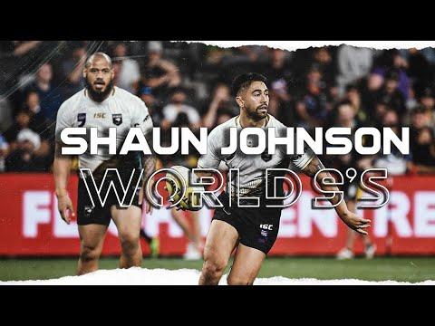 Shaun Johnson World 9s Highlights
