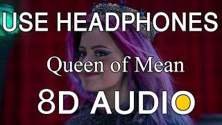 Queen of Mean (8D AUDIO🎧)