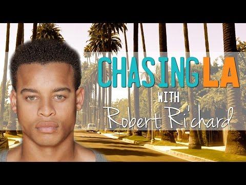 Chasing LA with Robert Ri'chard