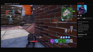 yandy331 trying to get doubs with the boys (Fortnite Battle Royal)