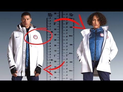 Nike Olympic Medal-Stand Uniform Review - PyeongChang 2018
