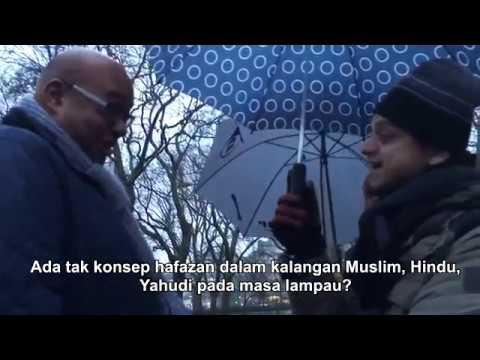 Lelaki Ini tak percaya Quran dipelihara, Dicabar Bro Mansur!