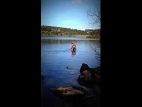 Burrator Rainbow Trout Fly Fishing