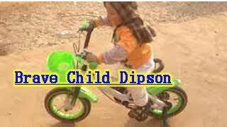 Awsome Riding Bycycle  1.5 year chold (Dipsan)