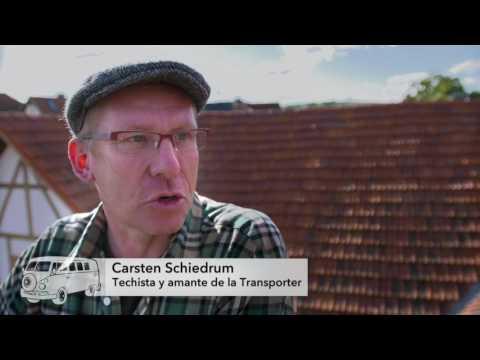 """La volkswagen transporter """"dw documentales"""""""