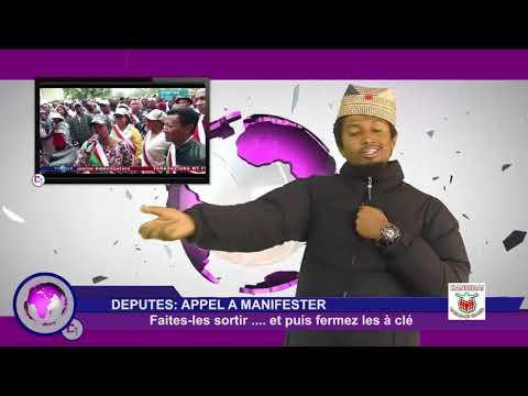 CLASH INFO ED 159 DU 06 MAI 2018 BY TV PLUS MADAGASCAR