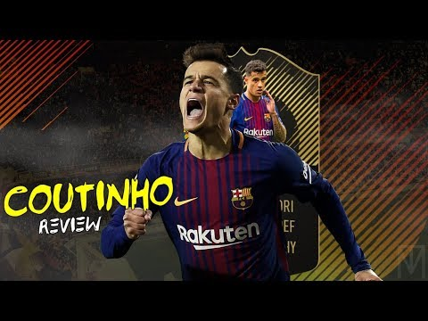 FIFA 18 - SIF COUTINHO (88) PLAYER REVIEW