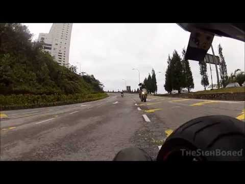 Weekend group ride: Complete ride down Genting Highlands