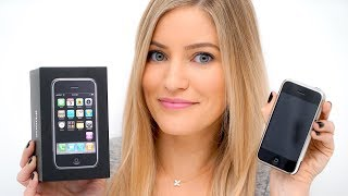 Original 2007 iPhone Unboxing!!!