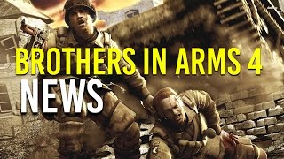Randy Pitchford Just Announced Brothers in Arms 4 ?