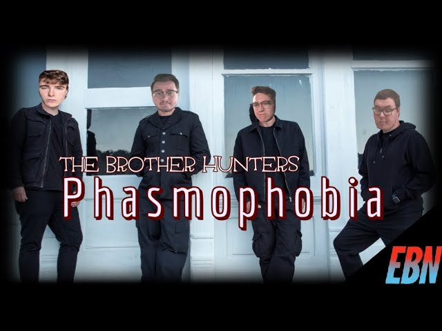Phasmophobia: The Brother Hunters - Trailer
