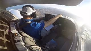 Yalnız Uçuşlarım/Ayjet Uçuş Okulu/Diamond 20 --- Solo Flights/Ayjet Flight Academy