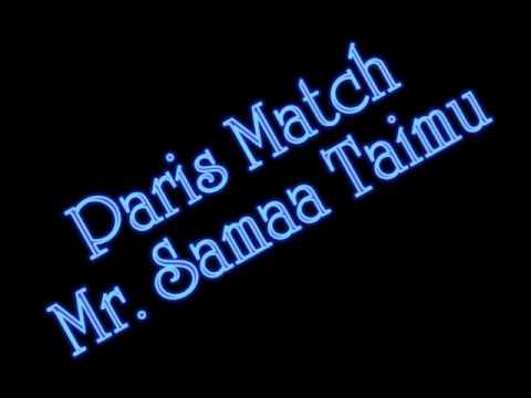 Mr. Samaa Taimu (サマータイム) - Paris Match