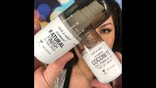 NEW! Photo Focus COCONUT Primer Water Review
