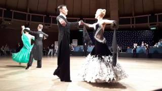 2017 UK Closed Senior Ballroom Championship.