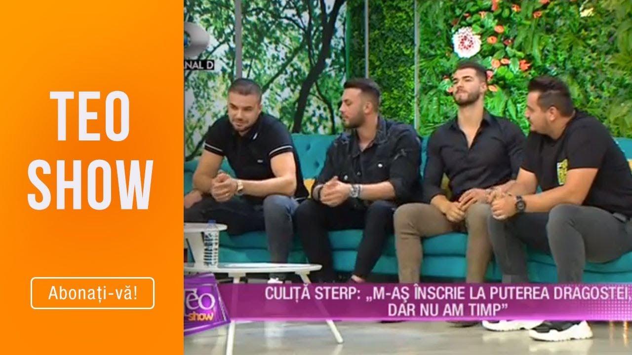 Teo Show (23.07.2019) - Alex Bobicioiu, Iancu si Culita Sterp, primul videoclip impreuna!