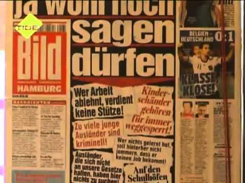 TIDE TV - SchnappFisch - BILD-Zeitungsboykott in Hamburg