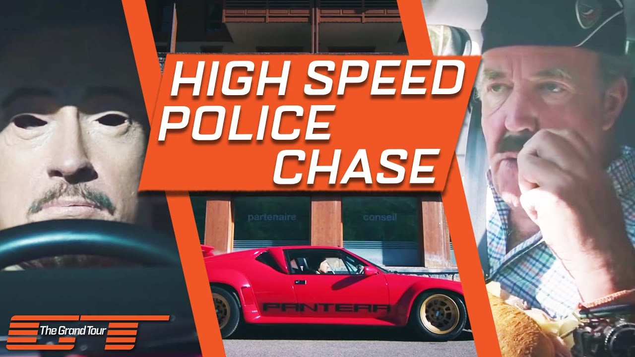 The Grand Tour Une French Police Chase Youtube