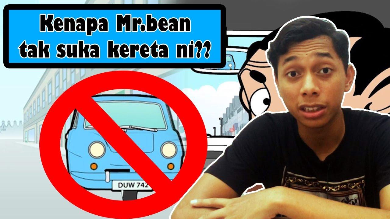 Kenapa Mr.Bean Tak Suka Dengan Kereta Ni? | Mr.Bean Vs Blue Car