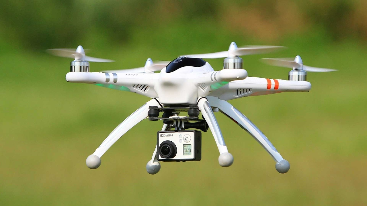 How To Make A Remote Controlled Flying Drone At Home