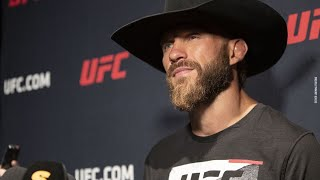 Donald 'Cowboy' Cerrone talks Conor McGregor