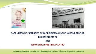 Curso Básico de Esperanto do CEYP - Lição 1