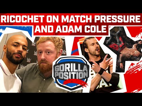 Ricochet interview: On Adam Cole, NXT TakeOver, indie scene boom, SummerSlam & match pressure