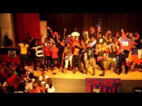 Haitian Flag Day At Northeast High School Ft. @CrunkCityEnt