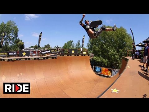 Elliot Sloan's Backyard Skate Contest - Highland Showdown 2016