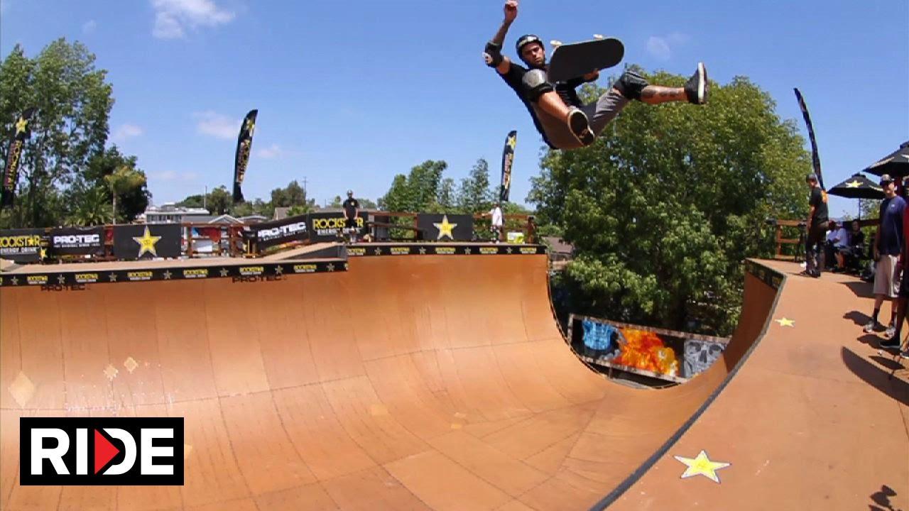 elliot sloan u0027s backyard skate contest highland showdown 2016