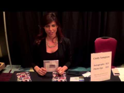 Cindy Sampson from TVs Supernatural endorses Cosmic Punch