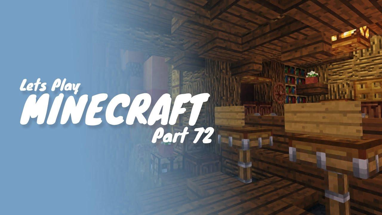 Minecraft :: Part 72 :: Restaurant Interior - YouTube