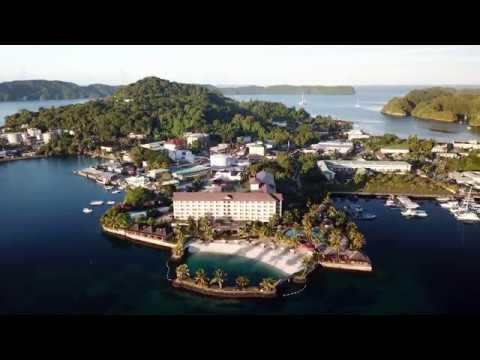 2017-Palau (Drone 4K)