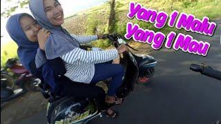 Vespa Racing || Ketemu Teteh Cantik di Tanah Sunda #LadiesVespa