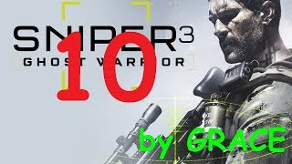 SNIPER GHOST WARRIOR 3 gameplay ITA EP 10 COLPO ALLA CAVA by GRACE
