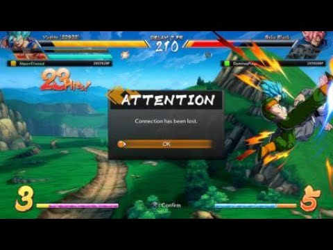 How to keep your DBFZ ranked winrate high