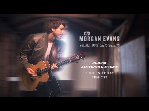 Morgan Evans - Album Release Party Live Stream