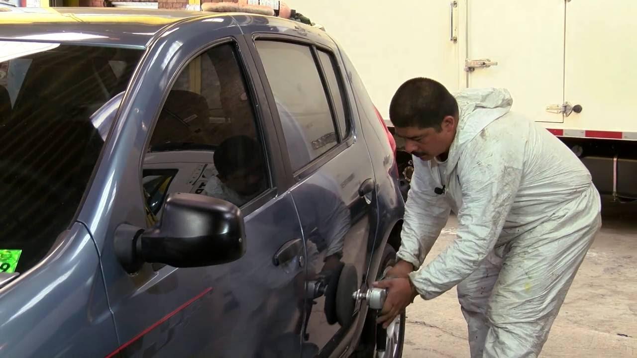 Como quitar rayones del carro sin pintar hogar tv por - Quitar rayones coche facilmente ...