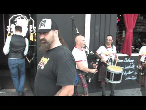 Andrew Bryniarski attends the Roddy Roddy Piper Memorial at Comedy Store in West Hollywood