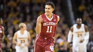 Trae Young 2017-2018 Season Highlights ᴴᴰ | Oklahoma Sooners | 27.4 PPG, 8.7 APG, 3.9 RPG