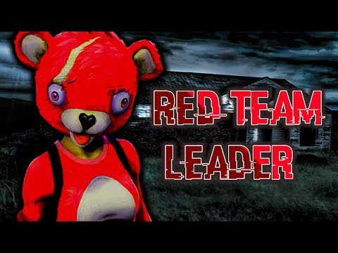 Fortnite Creepypasta: Red Team Leader